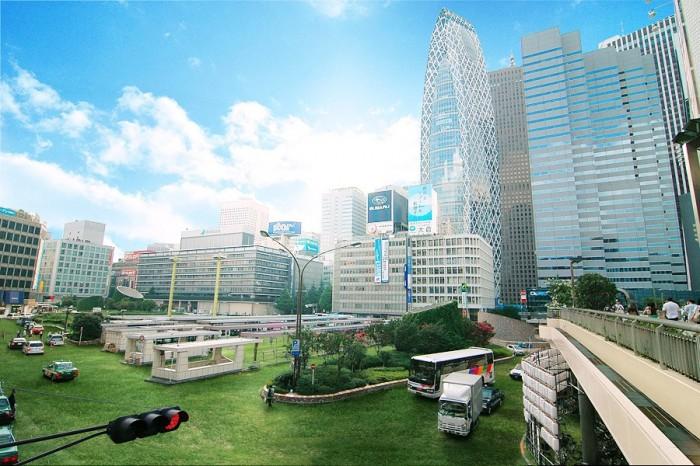 5 зеленых городов будущего