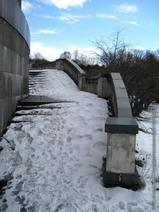 4.Старая лестница...