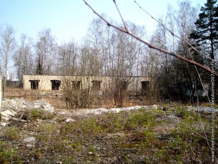 1.Унылые руины...