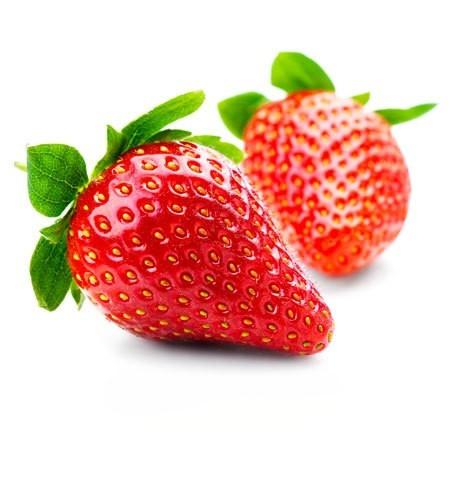 Клубника. Это ягода сама по себе выглядит крайне соблазнительно, к тому же содержит антиоксиданты и улучшает циркуляцию крови.