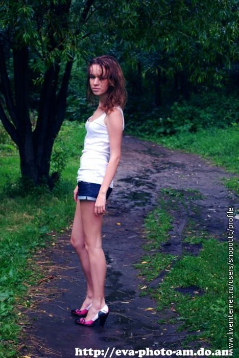 модель Настя