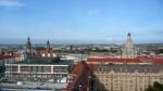 Дрезден. Панорама.
