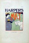 Edward Penfield. Harper's May