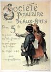 Firmin Bouisset. Societe Populaire des Beaux-Arts