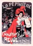 Jules-Alexandre Grun. Chauffons! Chauffons!, Maitres de l'Affiche