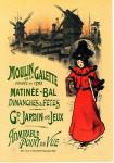 Roedel. Moulin Gallette, Maitres de l'Affiche