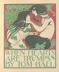 William H. Bradley. When Hearts are Trumps, Maitres de l'Affiche