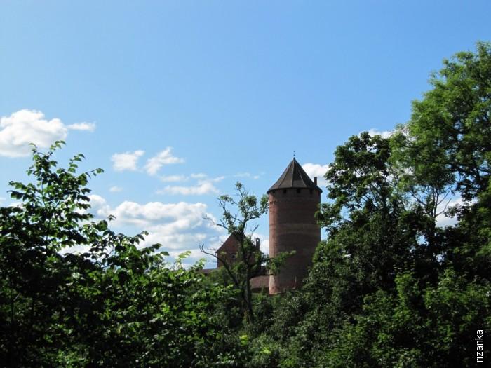 Турайдский замок в Сигулде.
