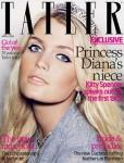 Недавно Леди Китти «вышла в свет» на обложке гуру британского высшего света - журнала Tatler, что стало темой обсуждения практически всех мировых СМИ.