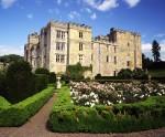 Замок Chillingham, Нортумберленд, Англия