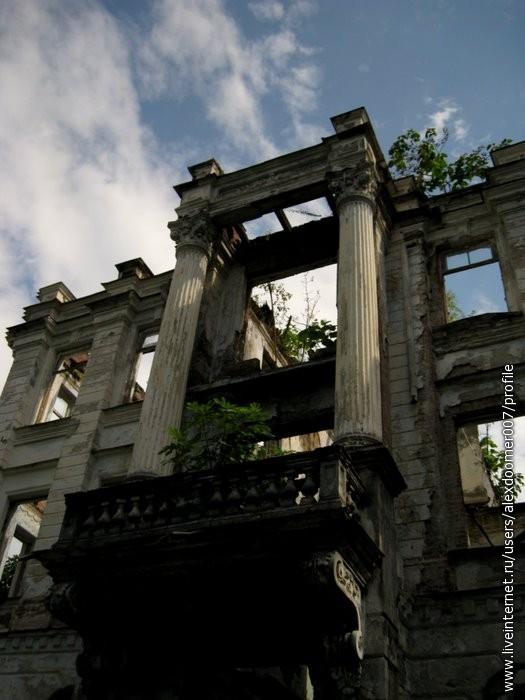 2.Потрясающая красота - колоннады