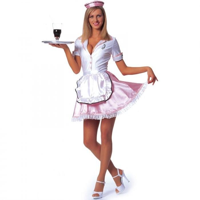 Сшить костюм официантки своими руками