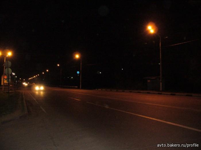 Ночная дорога avto.bakero.ru