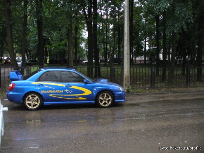 Subaru Автоинструктор avto.bakero.ru