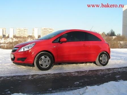 Opel Corsa avto.bakero.ru