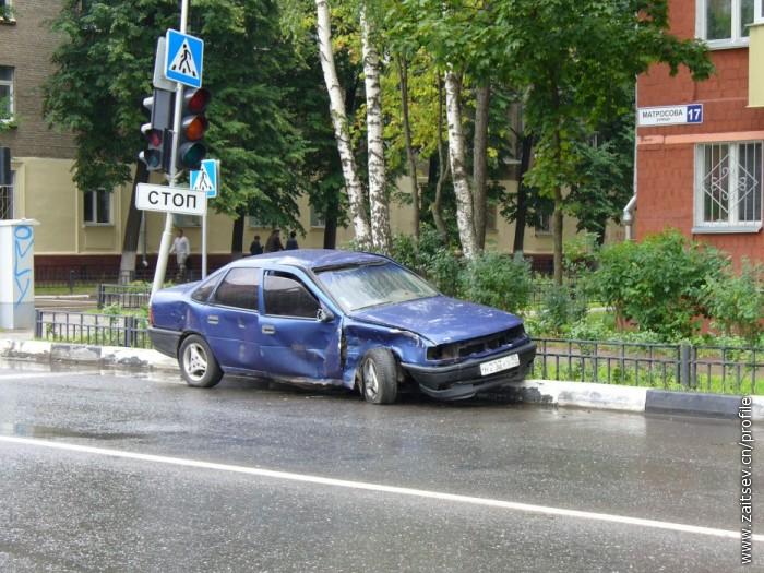ДТП Авария в Мытищах zaitsev.cn Дмитрий Зайцев