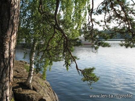 Валаам Речные круизы len-ta.ru Ленивка-Тур