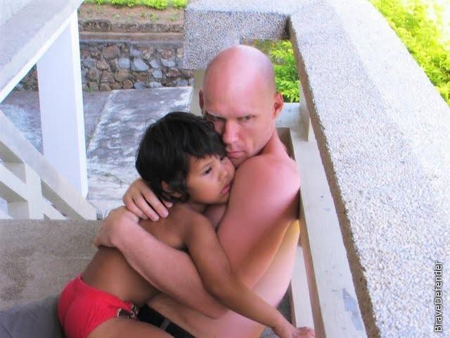 Отцы и дети — фотографии разных поколений