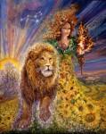 ЛЕВ 23.07 - 23.08, девиз Я ЦАРСТВУЮ, ключевое слово - УВЕРЕННОСТЬ
