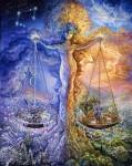 ВЕСЫ 24.09 - 23.10, девиз Я УРАВНОВЕШИВАЮ, ключевое слово КОМПРОМИСС