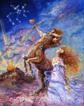 СТРЕЛЕЦ 23.11 - 21.12, девиз Я ПОЛАГАЮ, ключевое слово РАСШИРЕНИЕ ВЛИЯНИЯ