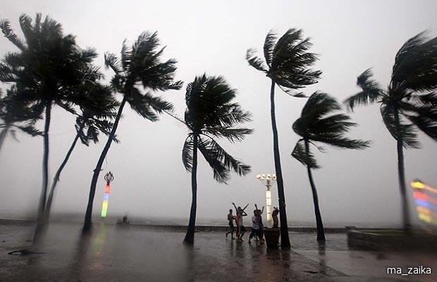 Наводнение в Маниле, Филиппины