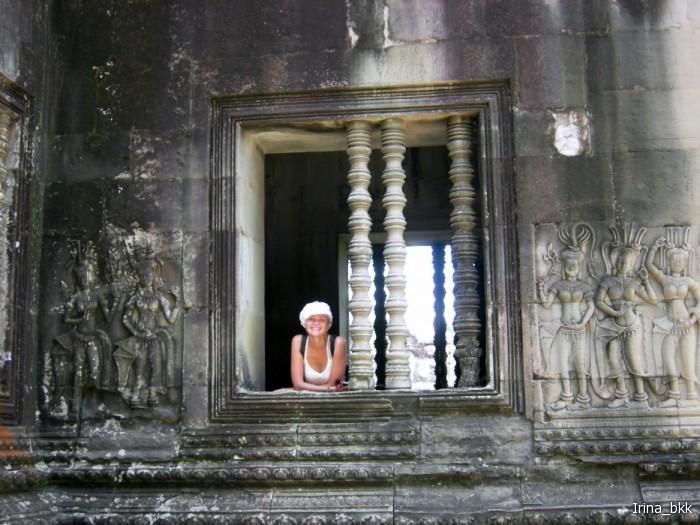 Cambodia, Siem Reap, ангкор ват