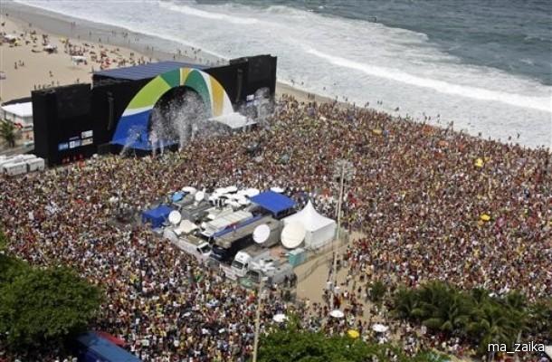 Олимпийские игры 2016 года пройдут в Рио-де-Жанейро