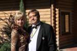 Князь Рукоци-Цыцак с дочерью Еленой