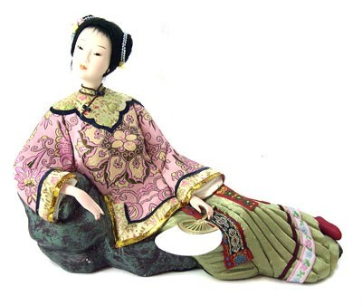 китайские куклы фото