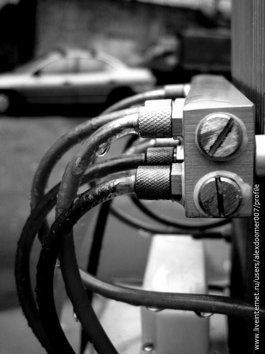 4.Подведено электричество