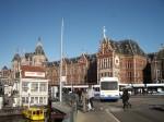 Центральная ЖД в Амстердаме
