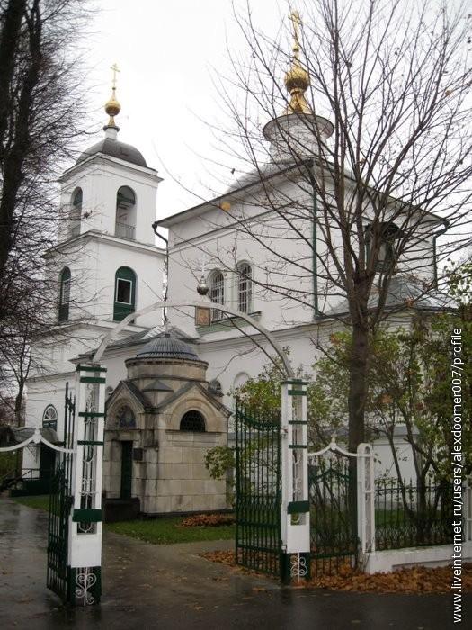 19. Храм Владимирской иконы