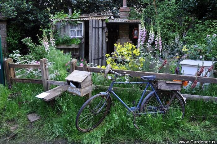 The Giles Landscapes 'Fenland Alchemist' Garden