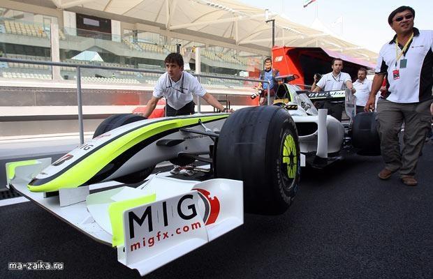 Абу-Даби Гран-при: Формула Yas Marina