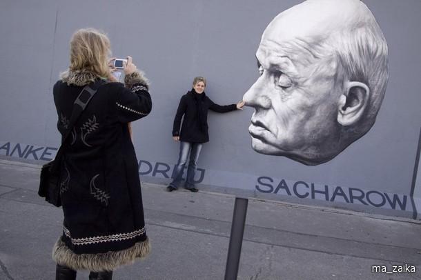 9 ноября 2009: 20-летие падения Берлинской стены