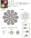 Вязанные цветы крючком схемы.  Схема 0. схемы вязания цветочков.