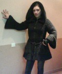 махеровое пальто для тани