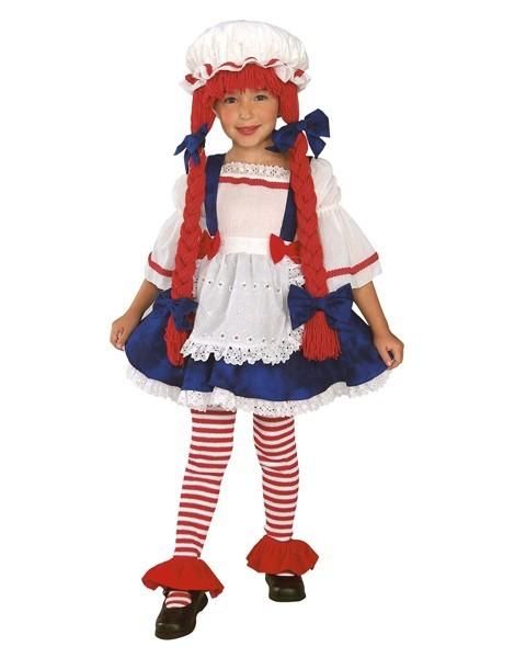 Костюм для куклы на новый год