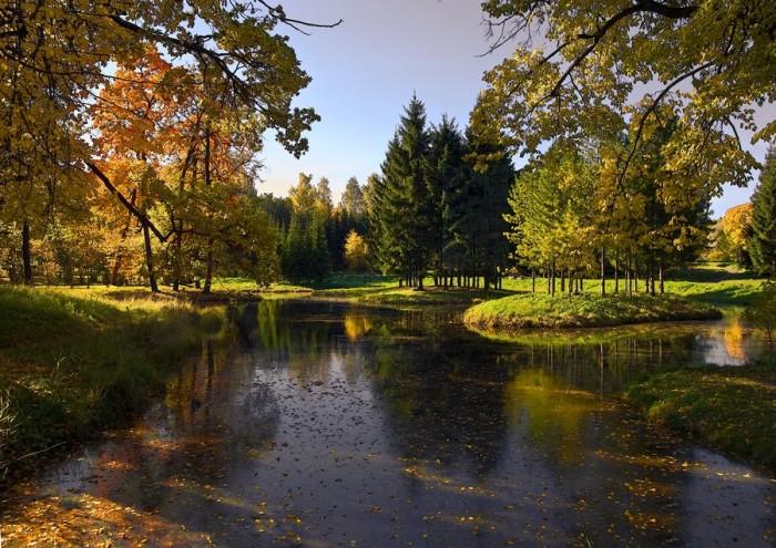 Осенняя вода