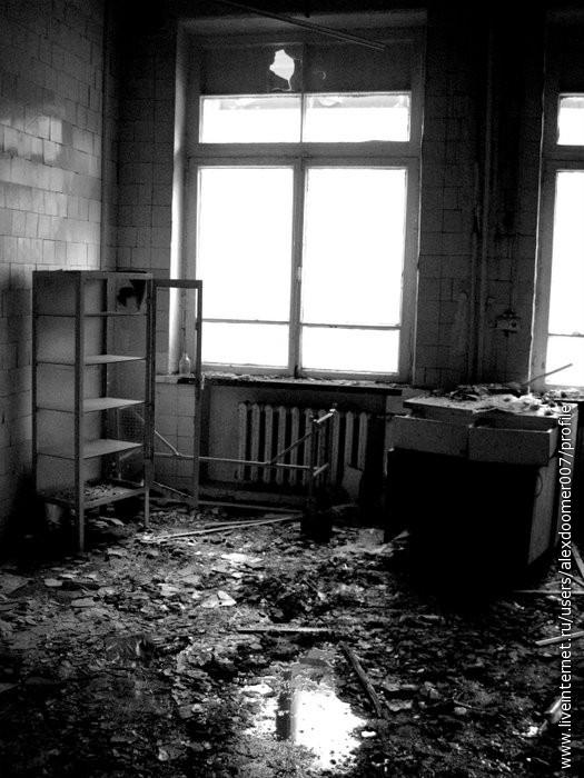 5.Затопленные палаты...