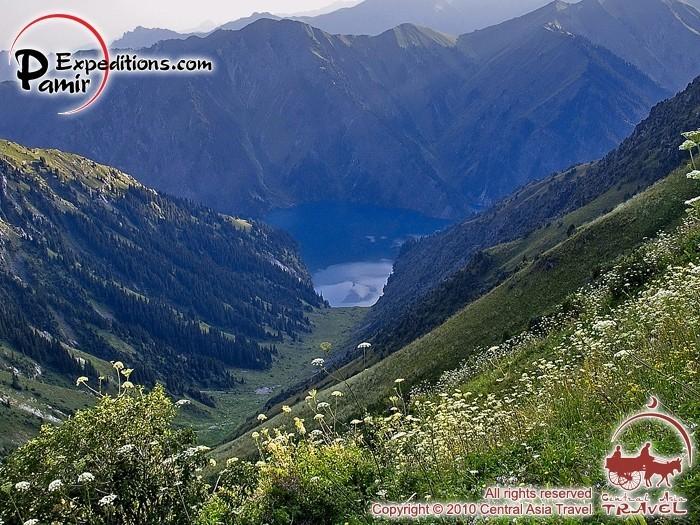 Горы Кыргызстана 83881