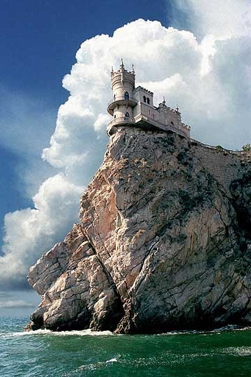 Ласточкино гнездо (Крым) 16271