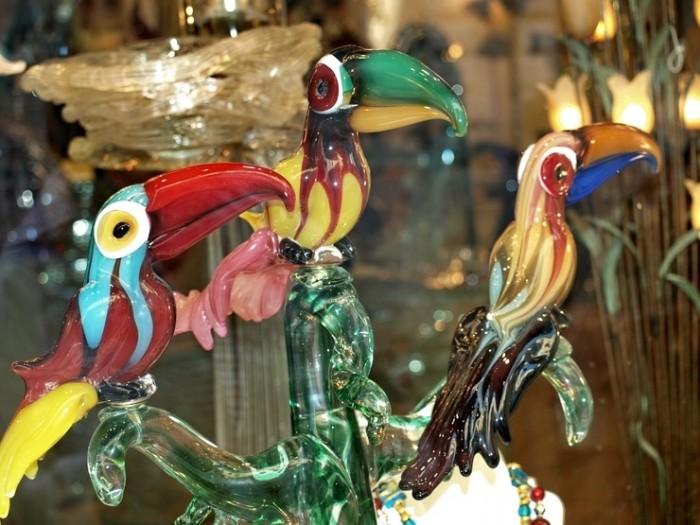 Венецианское стекло. 97831