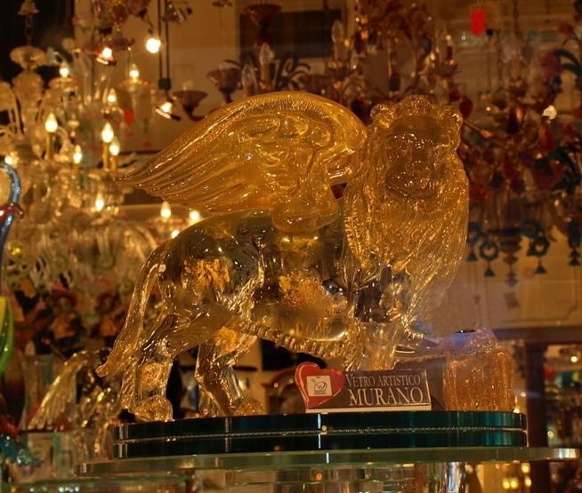 Венецианское стекло. 15007