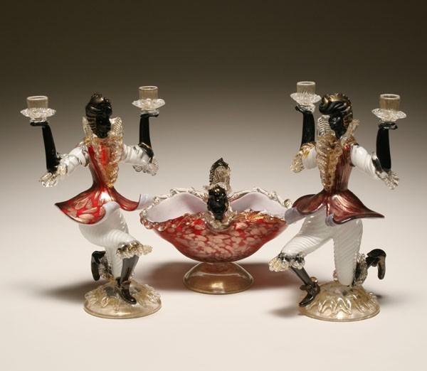 Венецианское стекло. 73228