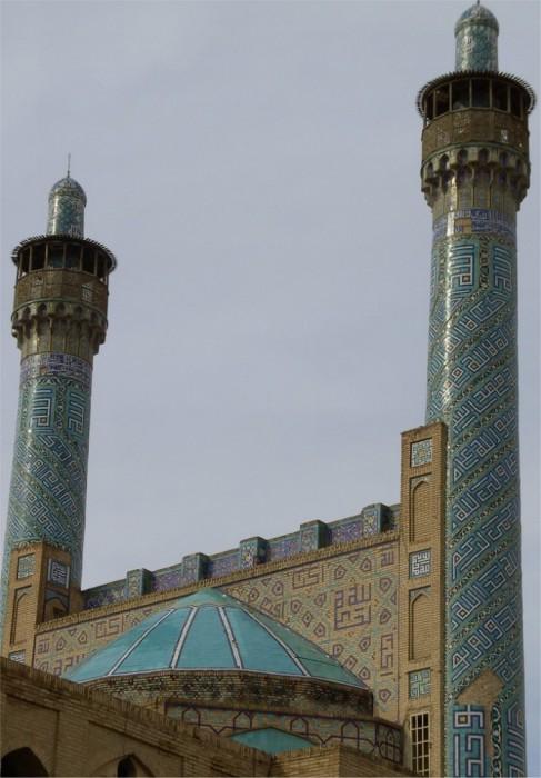 Иран. Исфахан. Площадь Имама 95535