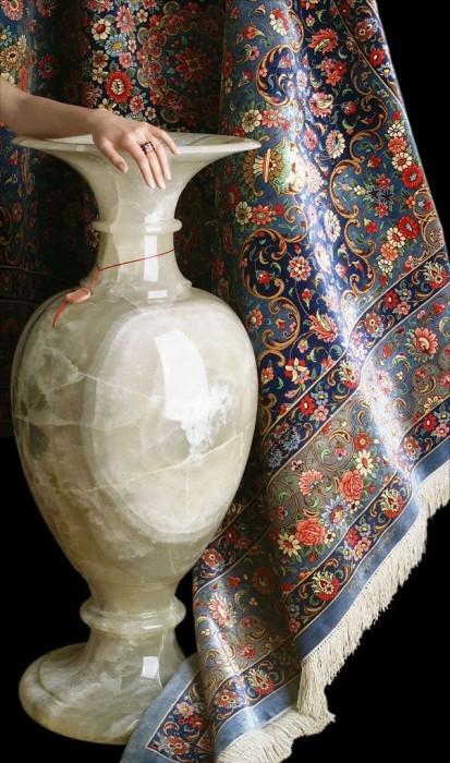 Персидские ковры 75016