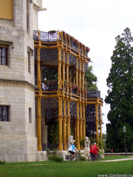 Замок Глубока над Влтавой (The Hluboka Castle) 81807