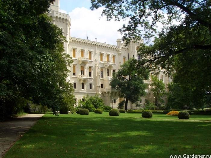 Замок Глубока над Влтавой (The Hluboka Castle) 71809